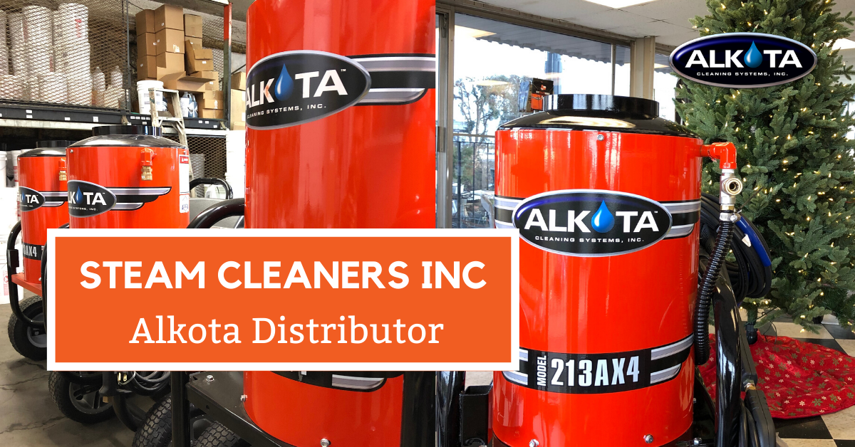 Steam Cleaners Inc Alkota Distributor