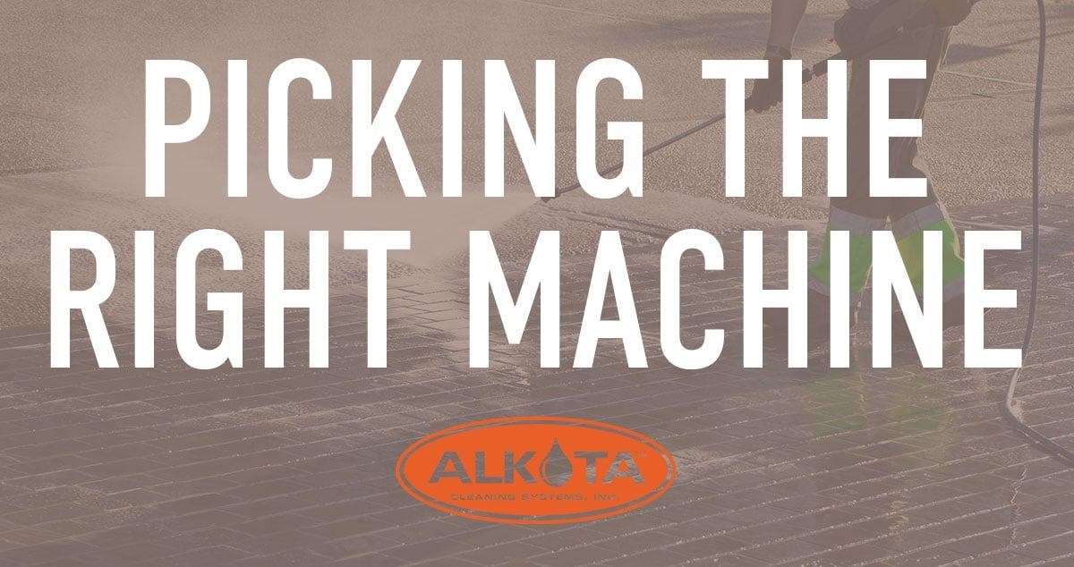 picking-the-right-machine